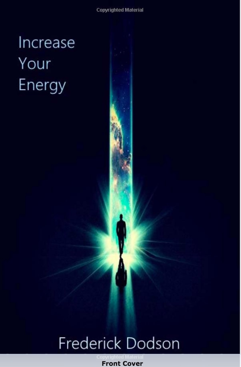 Increase Your Energy Audiobook, Fred Dodson